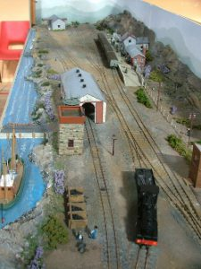 Burtonport Station Model