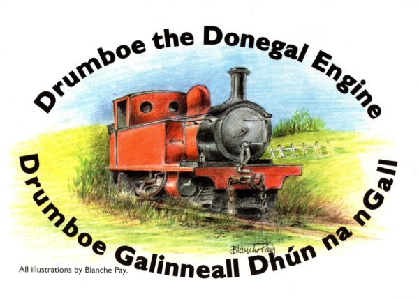 Drumboe Donegal Steam Engine