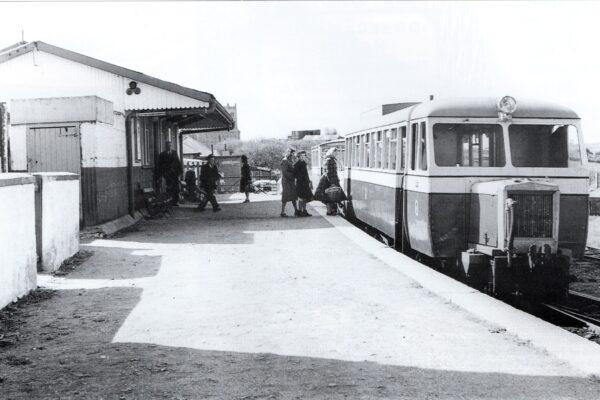 Ballyshannon, April 1956. WAC Smith