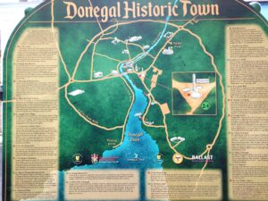 Donegal Town Signage, June 2021