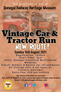 Vintage Run in Donegal, 2021