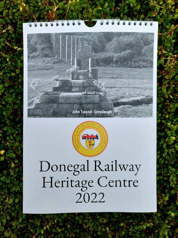 Donegal Railway Calendar, 2022