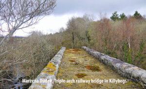 Marzena Dudek, Triple-arch railway bridge in Killybegs